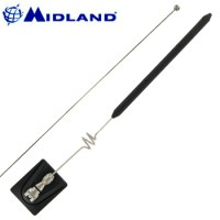 GLASS MOUNT CB ANTENNA