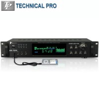 1500 WATT DIGITAL AMPLIFIER WITH AM/FM TUNER