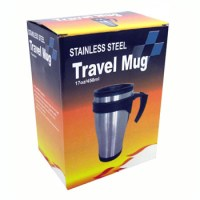 17OZ STAINLESS TRAVEL MUG