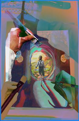 Ashlyn Heidt, Visual Sequential Narrative