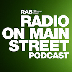 RAB Radio On Main Street Podcast