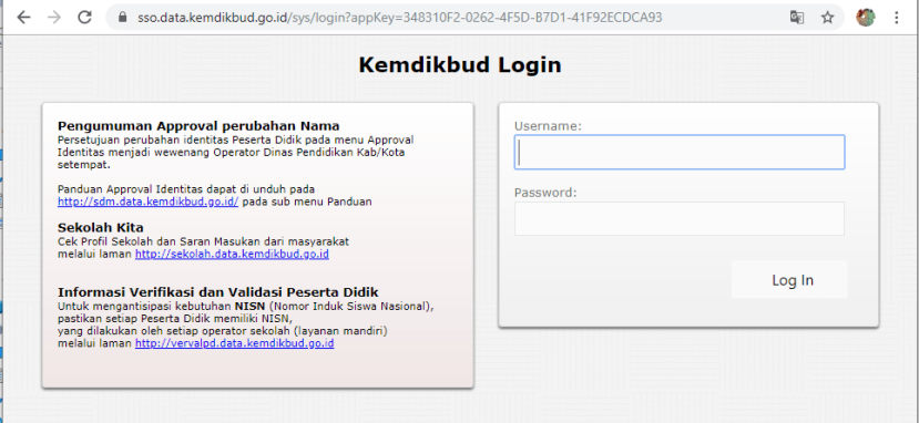 Lupa password vervalpd - login