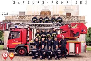 Edisp calendrier sapeurs-pompiers