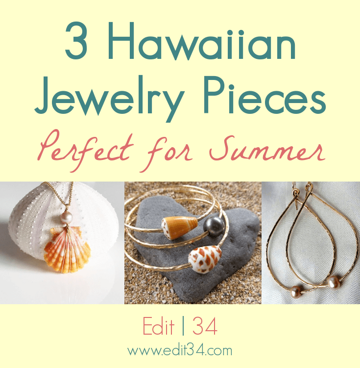 3 Hawaiian Jewelry Pieces Perfect for Summer Maui Girl Jewelry