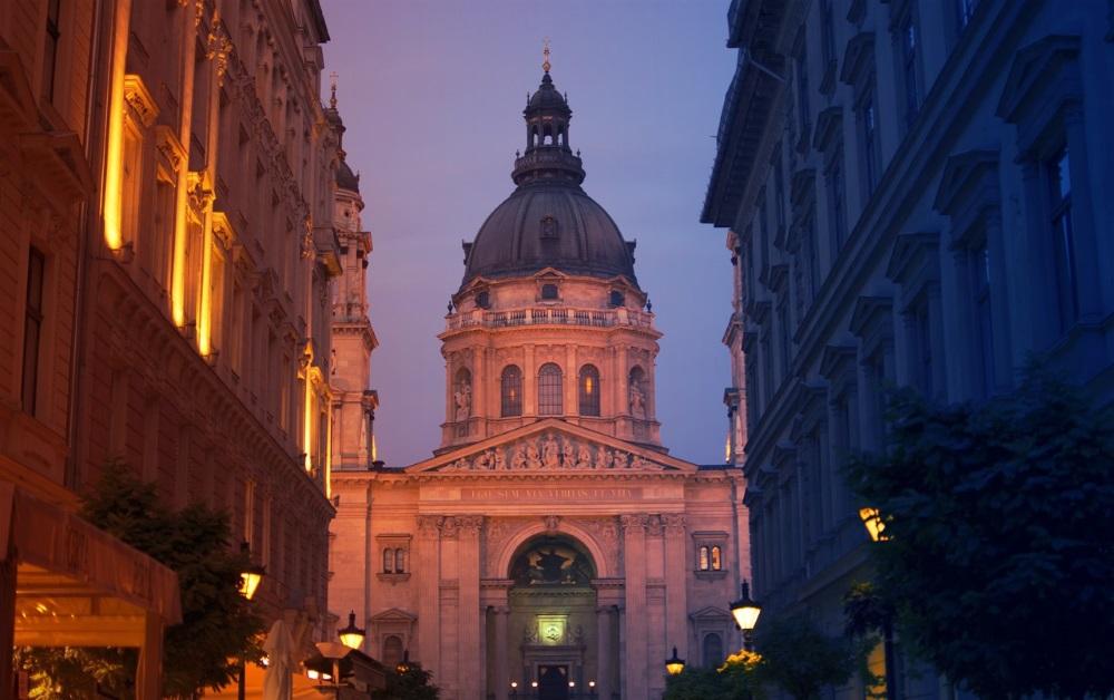 basilica sf stefan - budapesta