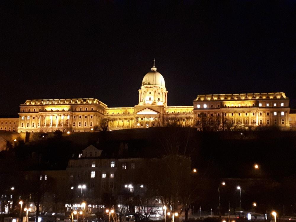 castelul buda - budapesta