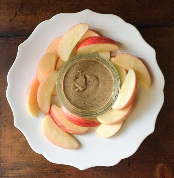 Coconut Sugar-Sweetened Sunflower Seed Butter
