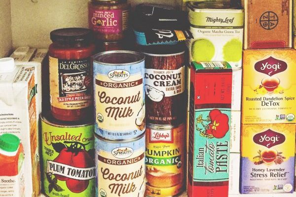 Editing Your Kitchen: Pantry Cleanup