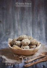 Chiftelute de ciuperci cu orez
