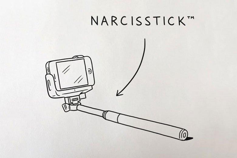 SelfieStick_MattBlease
