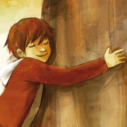 Anatole et le chêne centenaire