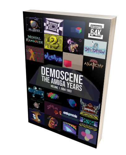 Demoscene The Amiga Years Vol. 1