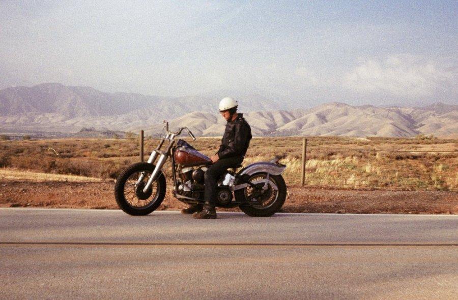 Larry Niehues Chopper