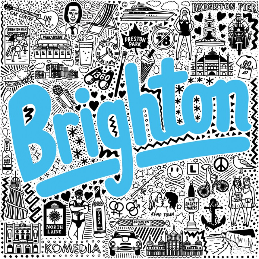 brighton by jenni sparks