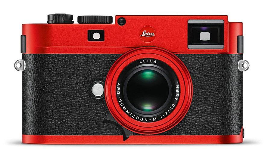 leica type M red