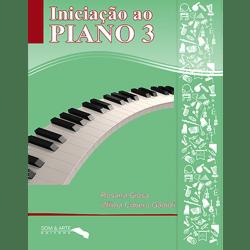 Iniciação ao Piano Popular Volume 3
