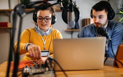 How to write a podcast script for your business