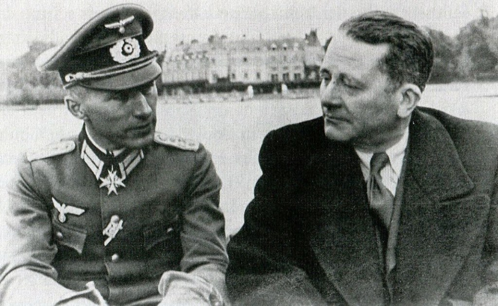 Carl Schmitt, leading exponent of Nazi political thought, would feel at home in today's GOP
