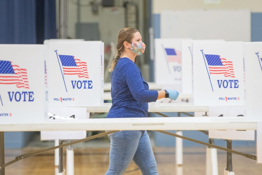 The Democrats say ranked choice voting is fairer. What they don't say is it helps beat Republicans