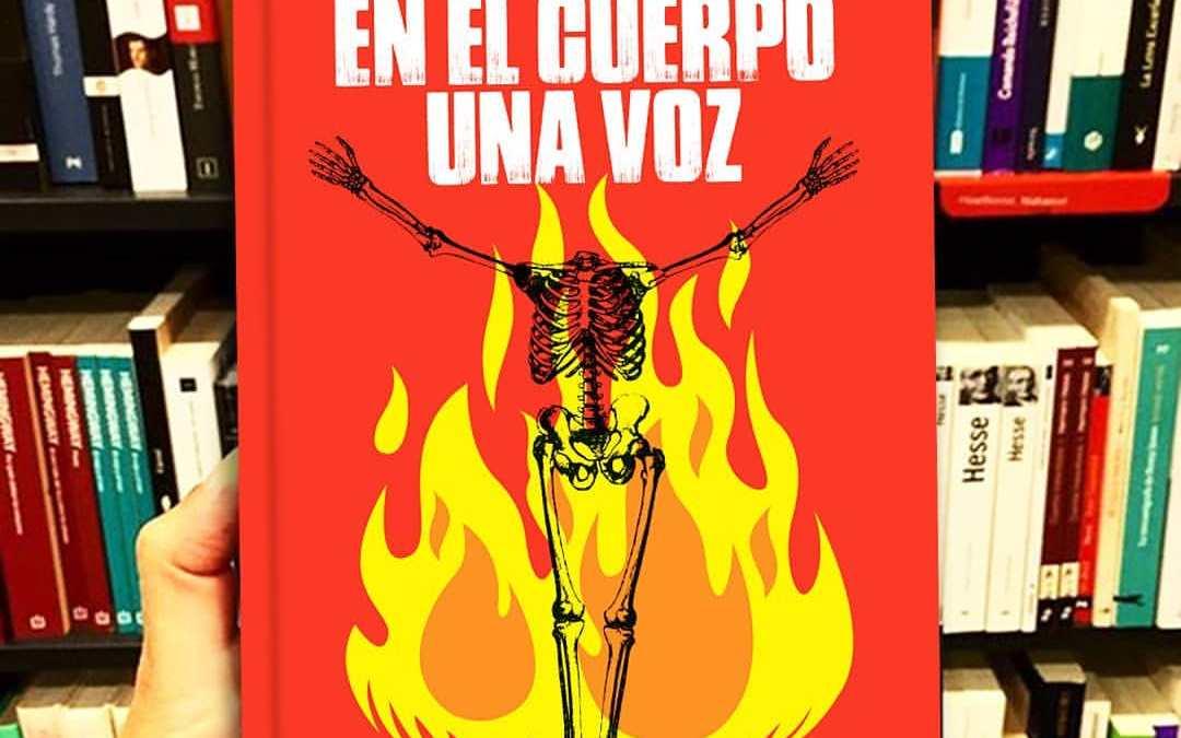 Segunda toma de En el cuerpo una voz, de Maximiliano Barrientos