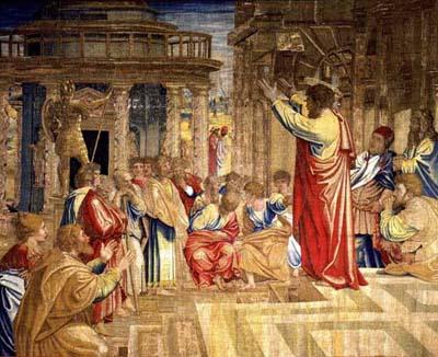 Resultado de imagen de imagen areopago grecia