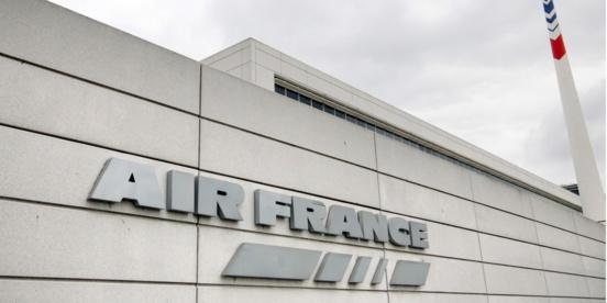 Air France : les salaires des dirigeants ont augmenté de plus de 40% en 2016