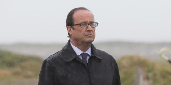 Donc pour Hollande, le danger c'est Mélenchon, pas Le Pen