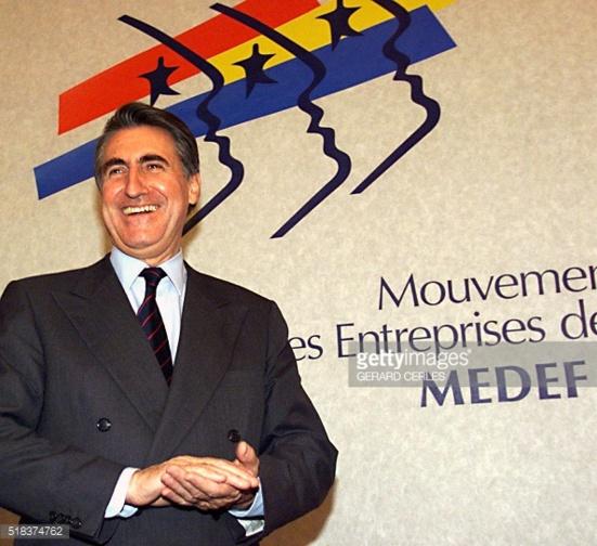 """Les """"savoureux"""" conseils de l'ex Patron du MEDEF à la CGT..."""