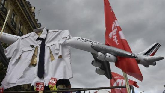Chemise arrachée/Air France : Le licenciement du délégué CGT confirmé