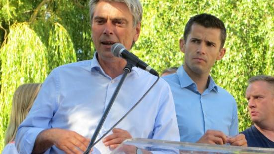 Sébastien Jumel chargé des relations entre les groupes PCF et FI à l'Assemblée