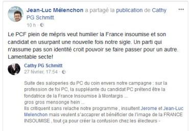 Nouvelle sortie anticommuniste de Jean-Luc Mélenchon