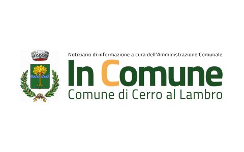 In Comune - Periodico comunale del Comune di Cerro al Lambro