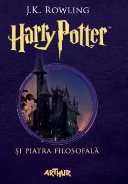 Harry Potter și piatra filosofală (J.K. Rowling)