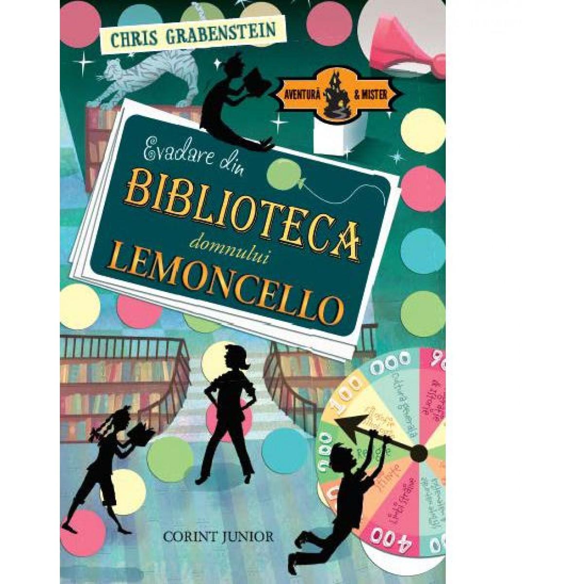Imagini pentru biblioteca domnului lemoncello