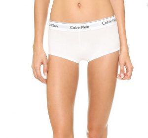 CK boy shorts