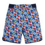 print swim trunks agori
