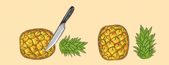 ananas simvoules
