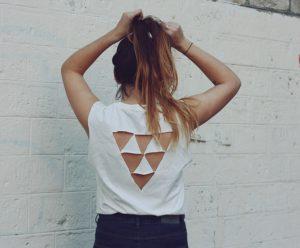 boho diy t-shirt ediva.gr