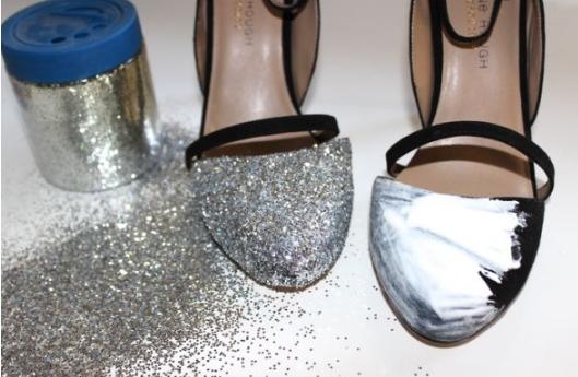 diy women shoes