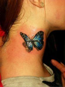 3d tattoo petalouda