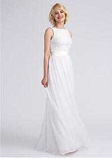 283e0d8e7305 Καλοκαιρινά φορέματα για γάμο! leuko makru forema gia nufh ...