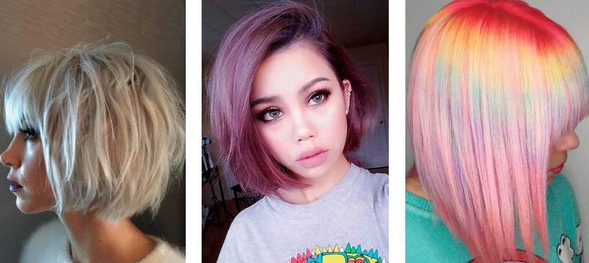 Ως προς το χρώμα στα καρέ μαλλιά η επιλογή είναι δική σου. Ταιριάζει σε όλα  τα χρώματα από το φυσικό καστανό 357a1a967da