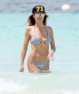 Heidi-Klum rige bikini, desimo ston laimo