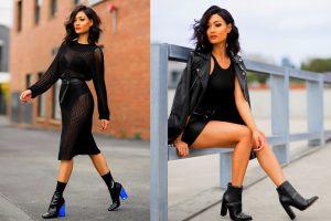 total black outfit me mavra mpotakia ws ton astragalo