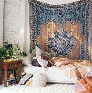 boho tapetsaria pisw apo to krevati
