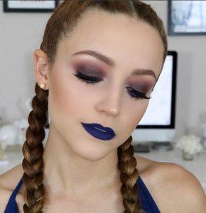 mple kragion makeup looks