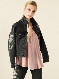 jean jacket me louloudia