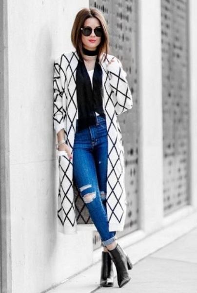 Ποιες γυναικείες ζακέτες και παλτό είναι στη μόδα για το 2019 ... 376807f2bb5