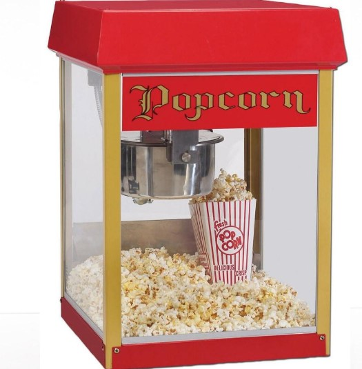 mixani popcorn