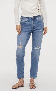 boyfriend jeans low